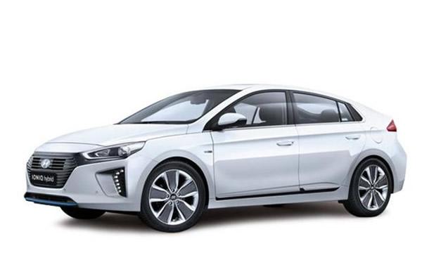 imagen Hyundai Ioniq 1.6 GDI HEV Klass-9