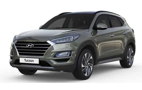 imagen Hyundai Tucson 1.6 CRDi SLE Seminuevo-8
