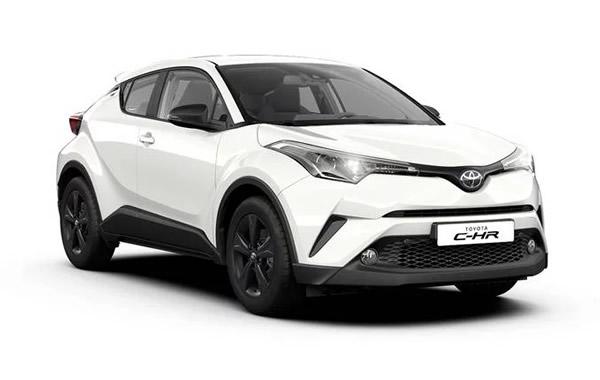 imagen Toyota C-HR 1.8 Advance 125H (122 CV) 5p.-23