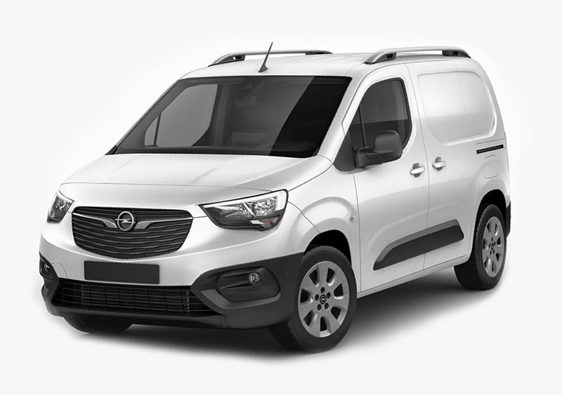 imagen Opel Combo Cargo 1.6 TD S/S Selective L H1-2