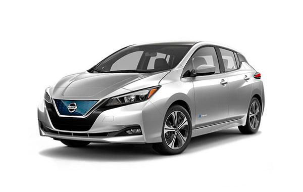imagen Nissan Leaf Acenta 110kW (150 CV) Eléctri-2