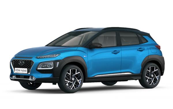 Hyundai Kona 1.6 GDI HEV KLASS