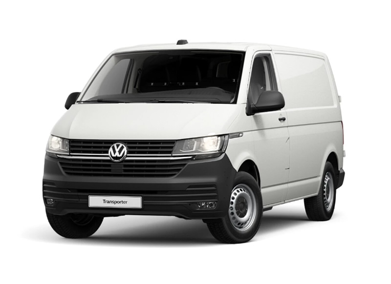 imagen Volkswagen Transporter Furgón 2.0 TDI-3