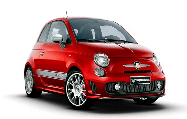 imagen Fiat Abarth 595 Competizione By DIFISA RACING-2