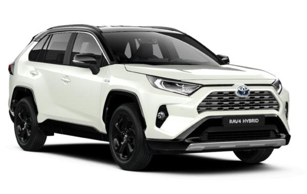 imagen Toyota RAV-4 Advance 220H 4x2-2