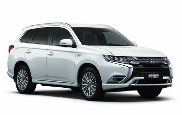 imagen Mitsubishi Outlander Híbrido PHEV Motion 4WD-17