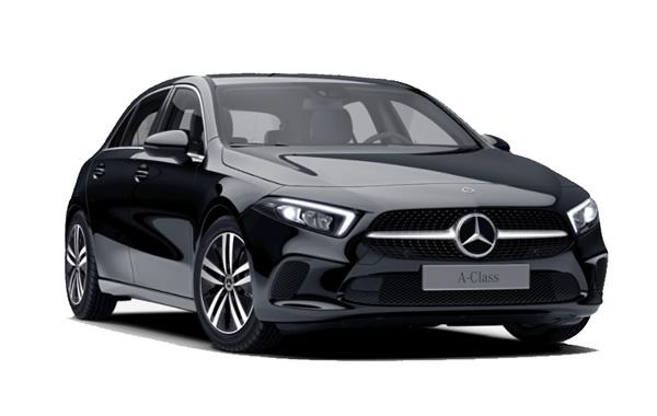 imagen Mercedes Clase A 180d AMG Line-1