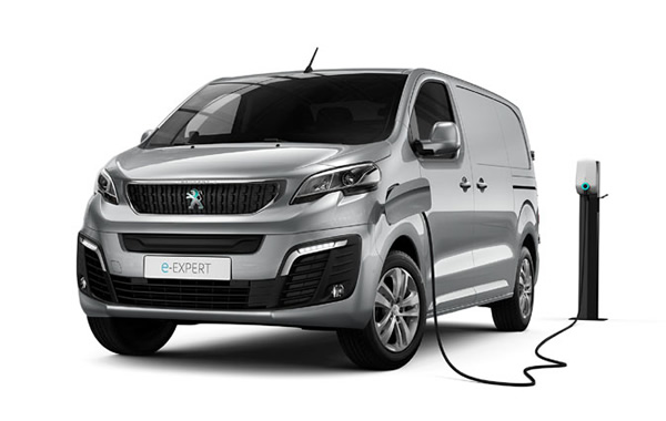 imagen Peugeot e-Expert Furgón  Eléctrico 50 Kwh-13