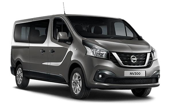 imagen Nissan NV300 Combi 8 plazas-7