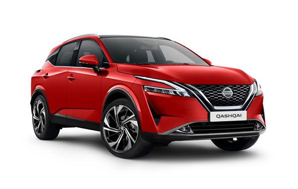 imagen Nissan Qashqai Acenta 1.3 DIG-T MHEV-3