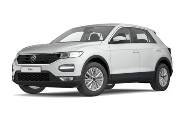 imagen Volkswagen T-Roc Edition 2.0 Tdi  85kw (115cv)-3